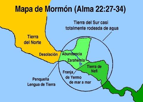 Tierras del Libro de Mormón | A fine WordPress.com site