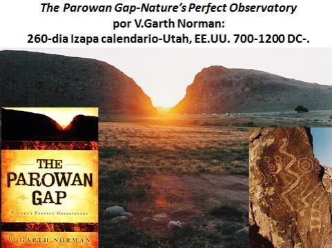 2014 Parowan Gap