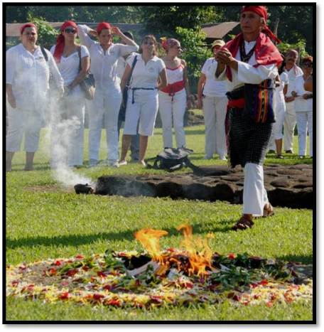 Guatemala Maya Ceeremony