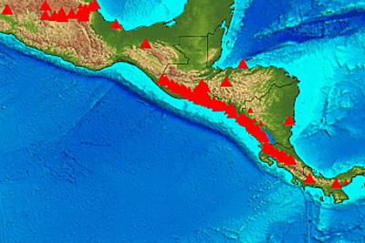 Guatemala volcanoes-2
