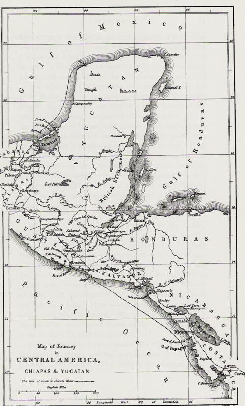 Mapa de Stephens